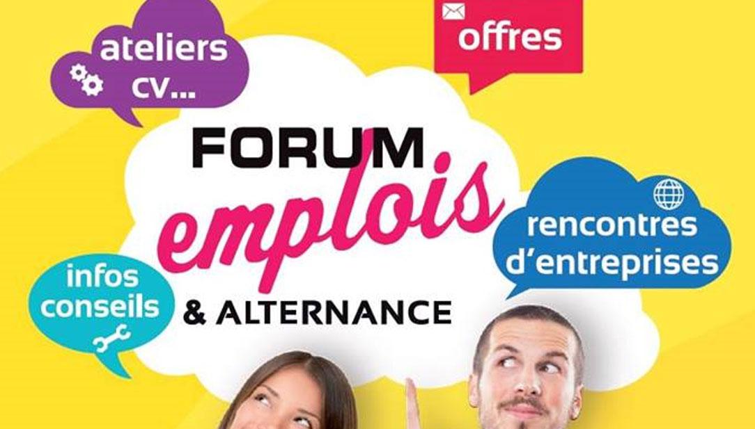 Forum emploi et alternance à Troyes