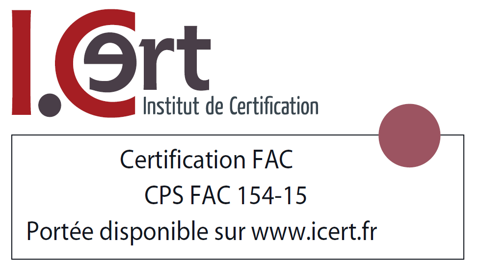 Certification FAC Alternance Reims