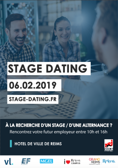 Stage dating à Reims